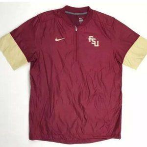 Men's Nike Florida State Seminoles Hot Jacket NWT